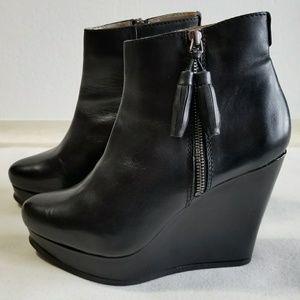 Ted Baker london Ezika Platform Wedge Ankle Boots